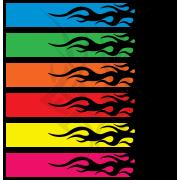 Fluoro Flames v2