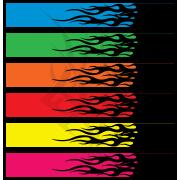 Fluoro Flames v5