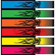 Fluoro Flames v6