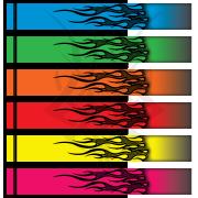 Fluoro Flames v7
