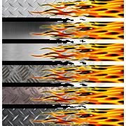 Metal Flames