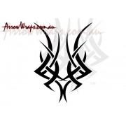 001 Logo Black