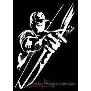 005 Archer White