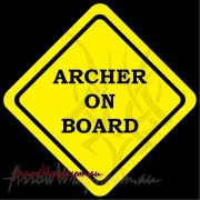 011 Archer on Board