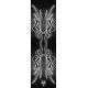 Razor v2 Stabi wrap Black