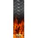 Skull Flame Stabi wrap M1