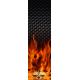 Skull Flame Stabi wrap M6