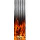 Skull Flame Stabi wrap M8