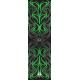 Tribal Wave Stabi wrap Black / Green