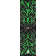 Tribal Wave Stabi wrap Black / Green