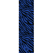 Zebra Pattern Stabi Blue