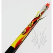 Camo Flames Pen