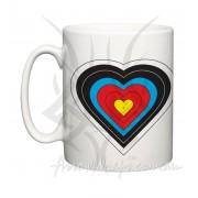Mug: 021 v2 - Heart Archery