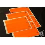HV Fluoro Orange
