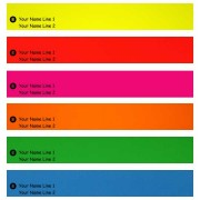 Fluoro Names & Numbers