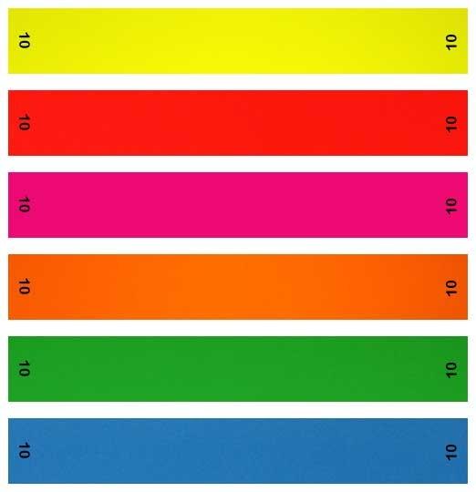Fluoro Numbers